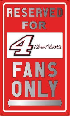 Kevin Harvick Sign