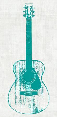 Guitar Collectior I by Kevin Inge