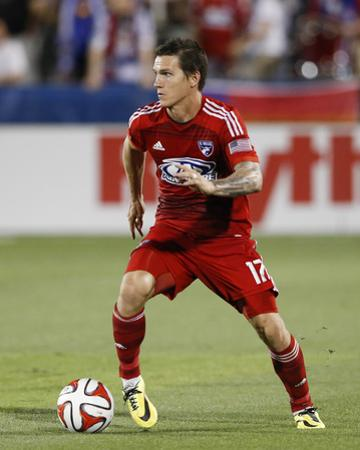 Jun 7, 2014 - MLS: Colorado Rapids vs FC Dallas - Zach Loyd