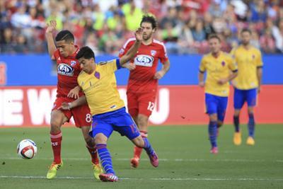 MLS: Colorado Rapids at FC Dallas by Kevin Jairaj