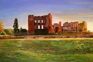 Kenilworth Castle Grandeur, 2008 by Kevin Parrish