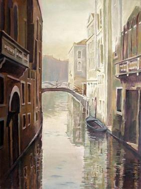 Venetian Life by Kevin Parrish