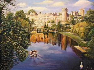 Warwick Castle, 2008 by Kevin Parrish