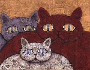 Sun Cats by Kevin Snyder