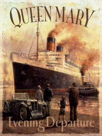Queen Mary by Kevin Walsh