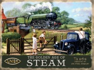 The Golden Age of Steam by Kevin Walsh