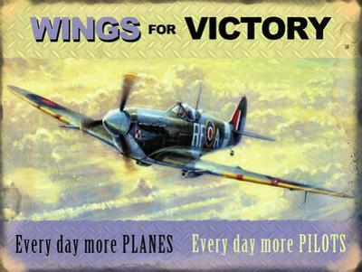 Wings for Victory - Spitfire by Kevin Walsh