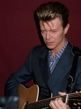 David Bowie by Kevin Winter