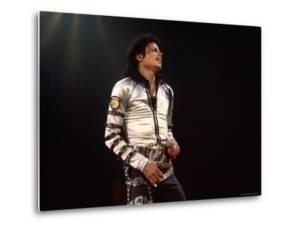 Michael Jackson by Kevin Winter
