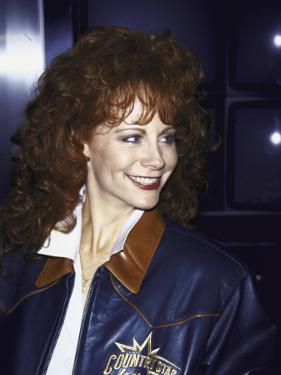 Singer Reba Mcentire by Kevin Winter