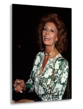 Sophia Loren by Kevin Winter