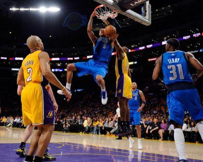 Dallas Mavericks v Los Angeles Lakers - Game One, Los Angeles, CA - MAY 02: Tyson Chandler