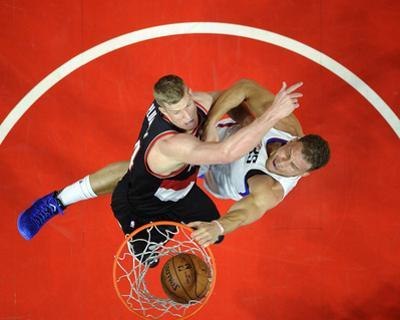 Portland Trail Blazers v Los Angeles Clippers - Game One