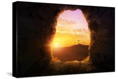 Empty Tomb by kevron2001