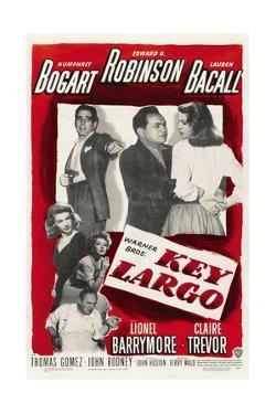 Key Largo, 1948, Directed by John Huston