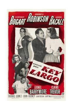 Key Largo, 1948, Directed by John Huston