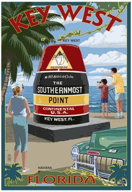 Key West, Florida - Southernmost Point