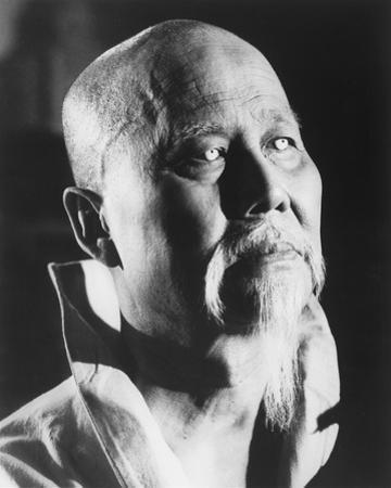 Keye Luke, Kung Fu (1972)