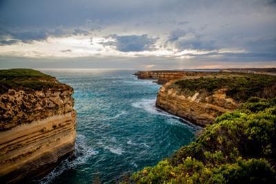 Limestone Cliffs by KF Shots