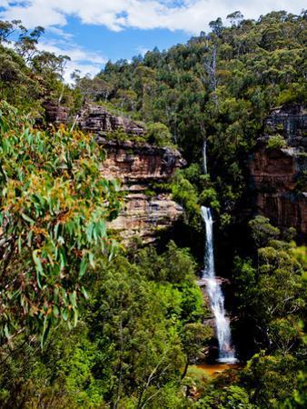 Minnihaha Falls by KF Shots