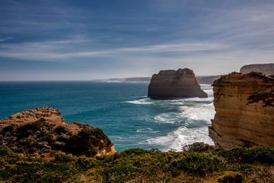 Rugged Limestone Cliffs by KF Shots