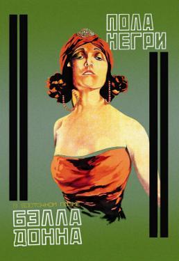 Bella Donna I by Khail O. Dlugach