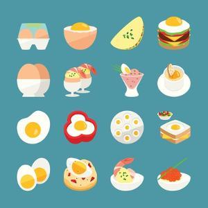 Egg Menu by kibsri