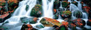 Kibune River Fall Colors Kyoto Sagano Japan