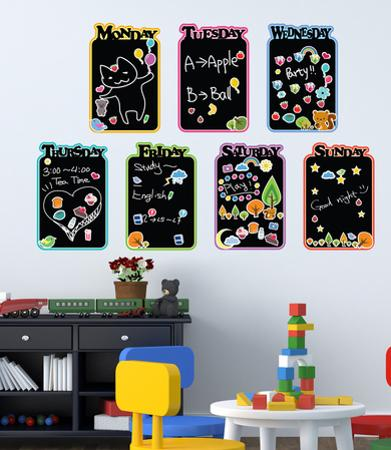 Kid's Diary Chalkboard