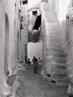Kids in a Street of Sperlonga