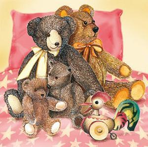 Kids Teddy Bears I