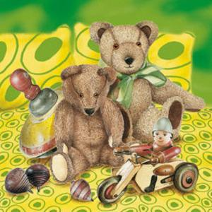 Kids Teddy Bears III