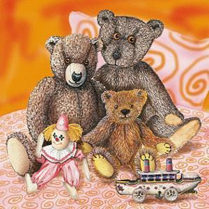 Kids Teddy Bears IV