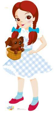 Kids Wizard of Oz - Dorothy Lifesize Standup