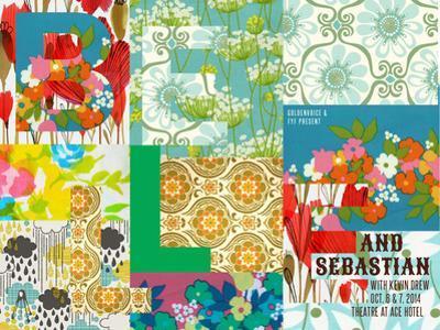 Belle & Sebastian by Kii Arens