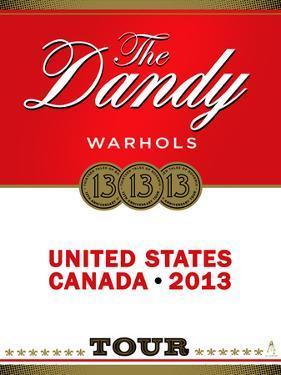 Dandy Warhols by Kii Arens