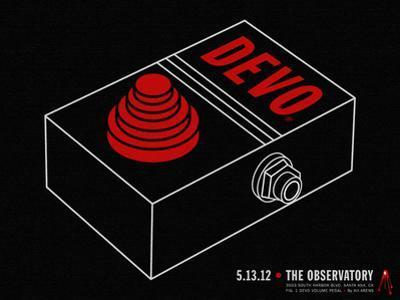 Devo The Observatory 2012