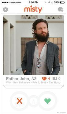 Father John Misty by Kii Arens