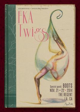 FKA Twigs by Kii Arens