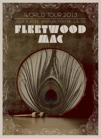 Fleetwood Mac by Kii Arens