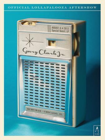 Gary Clark Jr. by Kii Arens