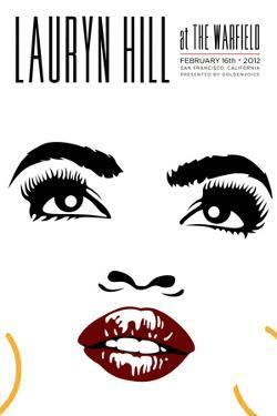 Lauryn Hill at the Warfield by Kii Arens