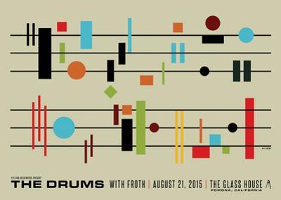 The Drums by Kii Arens