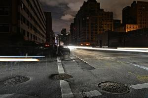 After Hurricane Sandy, New Yorkers Experienced One of the Darkest Halloween Nights Ever by Kike Calvo