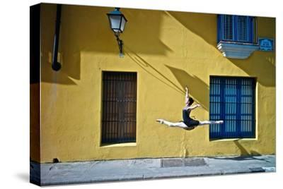 Ballet in the Colonial Streets of Old Havana by Kike Calvo