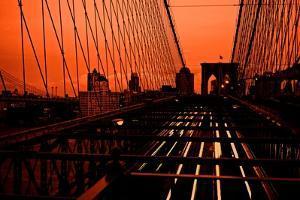 Brooklyn Bridge by Kike Calvo