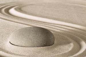 Zen Harmony and Balance by kikkerdirk
