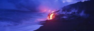 Kilauea Volcano, Hawaii, USA