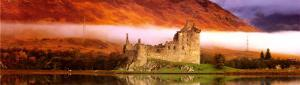 Kilchum Castle, Scotland