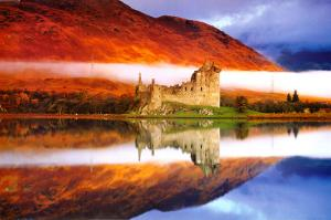 Kilchum Castle Scotland